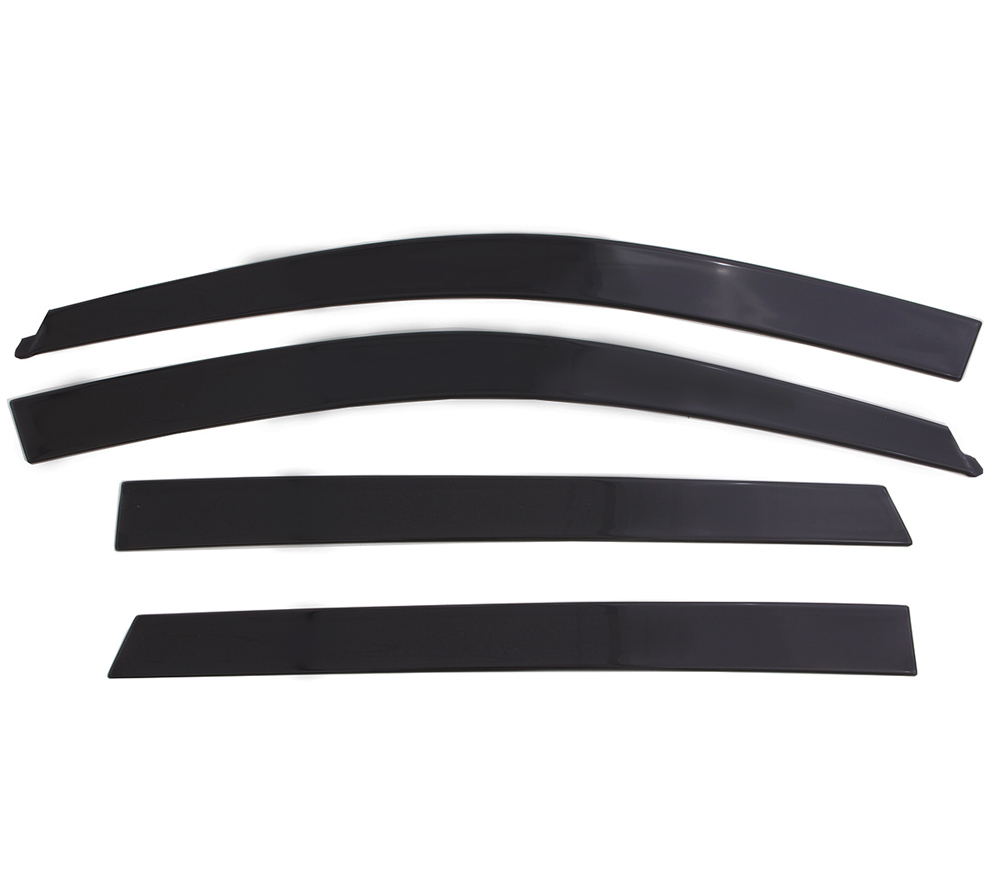 AVS Low Profile Smoke Ventvisor Side Window Vent - AVS 894027