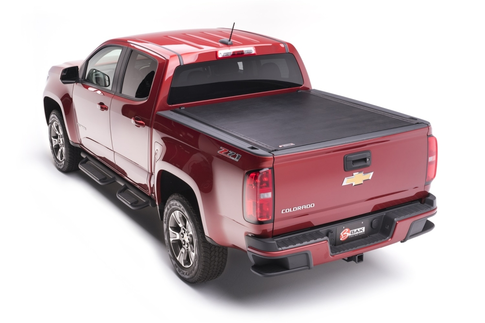 Rolling Truck Bed Covers >> Bak Revolver X2 Hard Rolling Truck Bed Cover Bak 39126