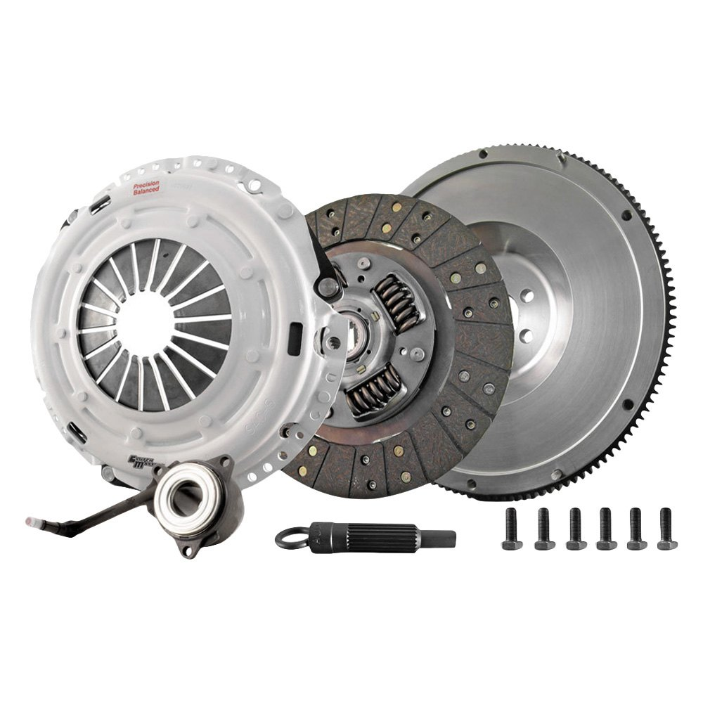 Clutch Masters FX100 Clutch & Flywheel - Clutch Masters 02016-HD00-SKH