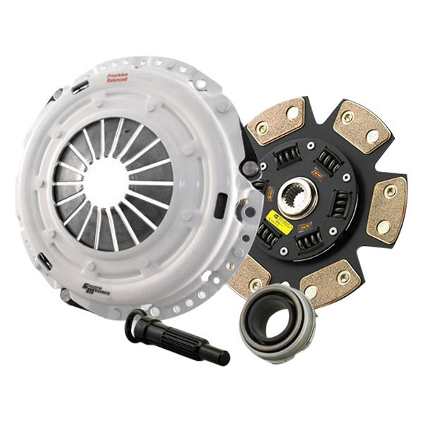 Clutch Masters FX400 Clutch Kit - Clutch Masters 02025-HDCL