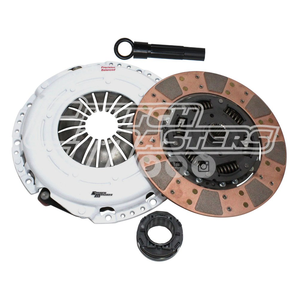 Clutch Masters FX400 Clutch Kit - Clutch Masters 02029-HDCL