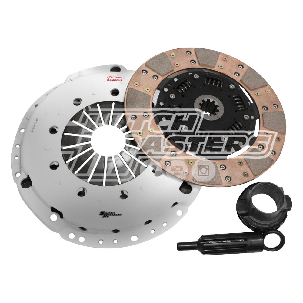 Clutch Masters FX400 Clutch Kit - Clutch Masters 03005-HDCL-D