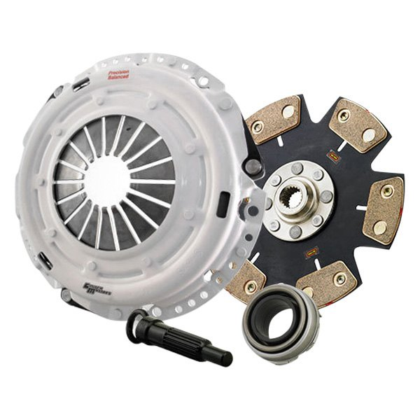 Clutch Masters FX500 Clutch Kit - Clutch Masters 05048-HRB6