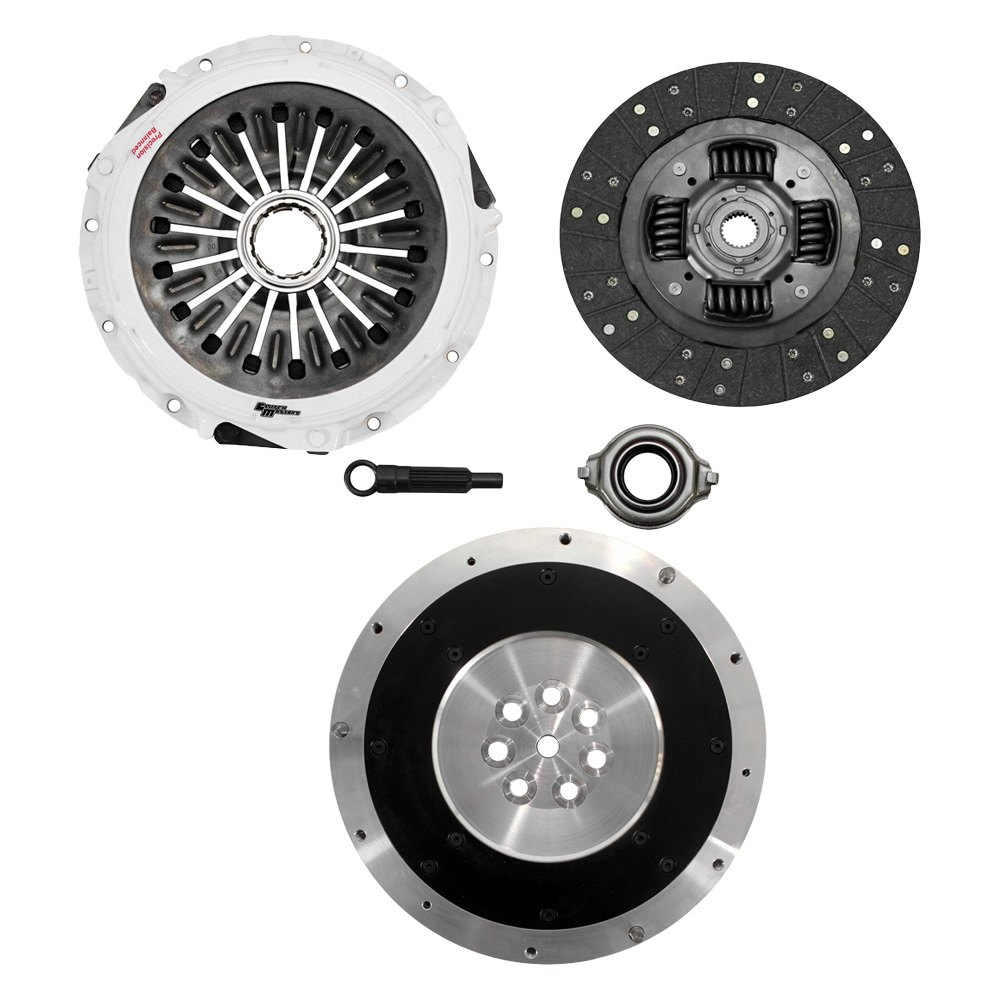 Clutch Masters FX100 Clutch & Flywheel - Clutch Masters 05106-HD00-AK