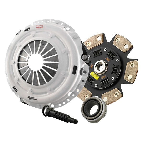 Clutch Masters FX400 Clutch & Flywheel - Clutch Masters 05600-HDCL-SHK