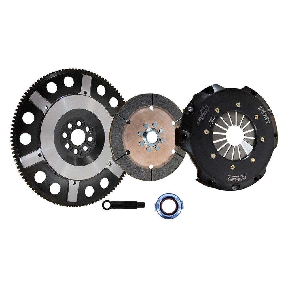 Clutch Masters 725 Twin Disc Clutch Kit & Flywheel - Clutch Masters 08037-SD7R-S