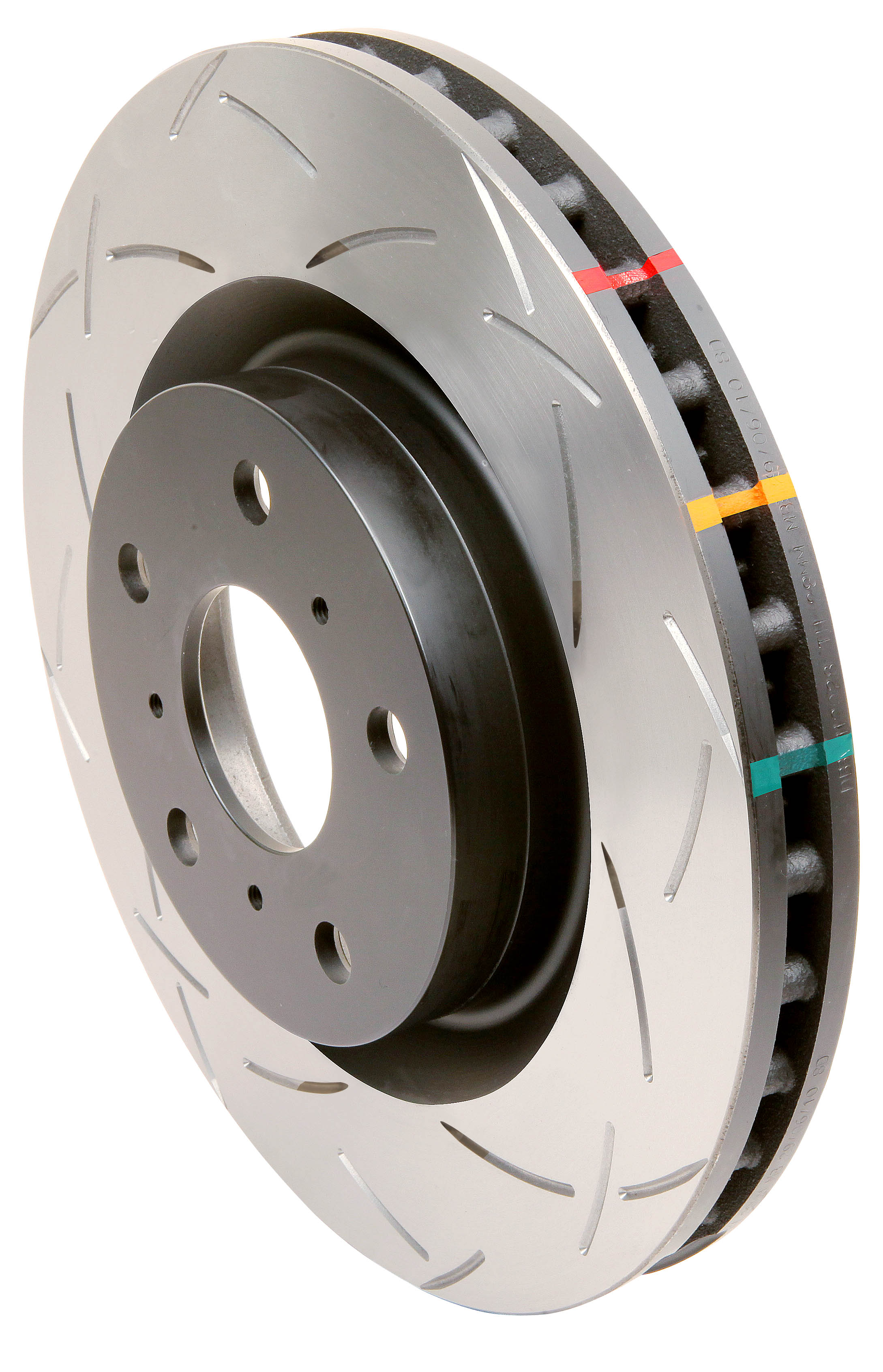 DBA T3 4000 Series - T-Slot Uni-Directional Slotted Rotor - DBA 42445S