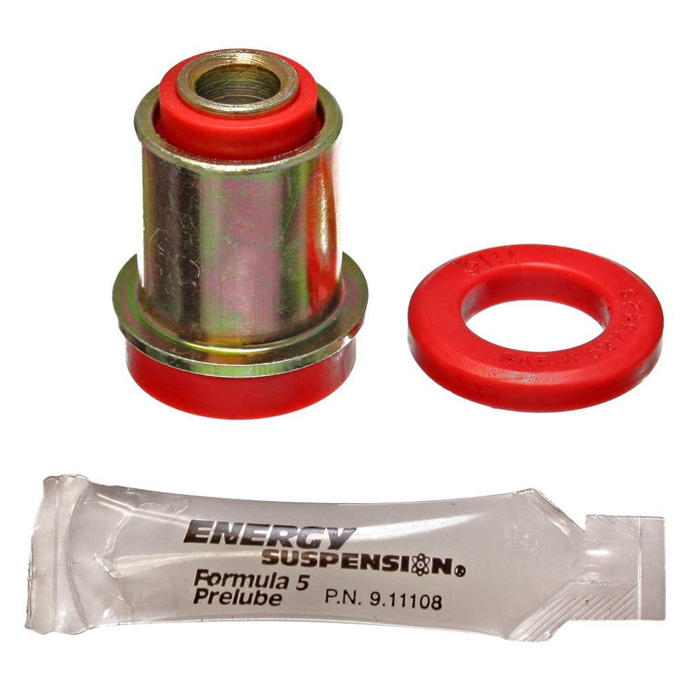 Energy Suspension Ferrari (various models) Red 30mm Front & Rear Control Arm Bushing Set - Energy Suspension 13.3101R