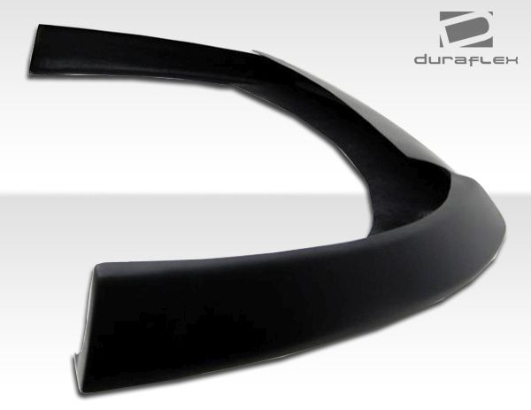 Duraflex Shine Front Lip Under Spoiler Air Dam - 1 Piece - Duraflex 100482