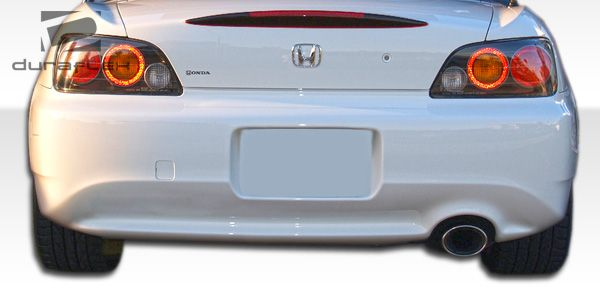 Duraflex AP2 Edition Rear Bumper Cover - 1 Piece - Duraflex 105929