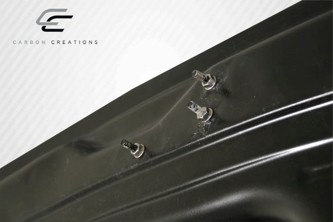 Carbon Creations OEM Hood - 1 Piece - Carbon Creations 104762