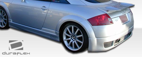 Duraflex Type A Body Kit - 4 Piece - Duraflex 105458