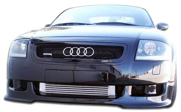 Duraflex Type A Front Lip Under Spoiler Air Dam - 1 Piece - Duraflex 105308