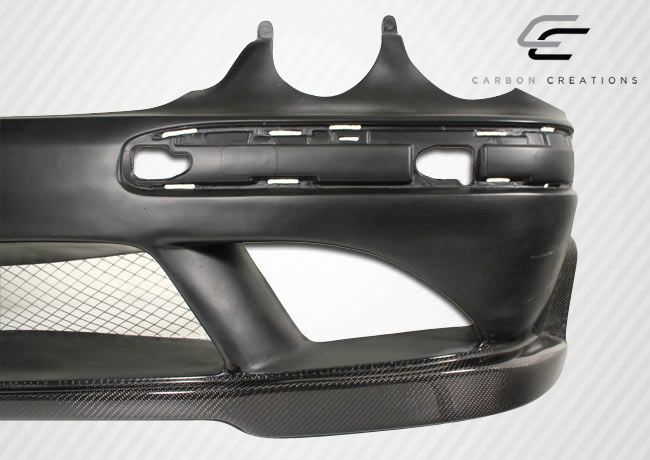 Carbon Creations Morello Edition Front Bumper Cover - 1 Piece - Carbon Creations 105742