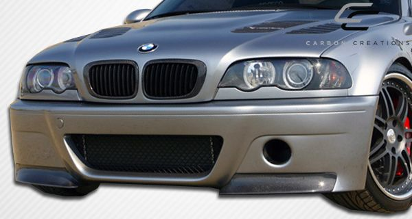 Carbon Creations CSL Look Front Bumper Cover - 1 Piece - Carbon Creations 105346