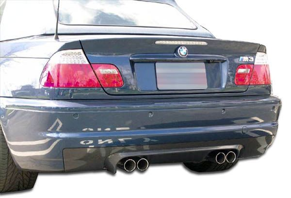 Carbon Creations CSL Look Rear Diffuser - 1 Piece - Carbon Creations 105347