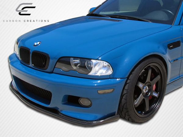 Carbon Creations HM-S Front Lip Under Spoiler Air Dam - 1 Piece - Carbon Creations 104125