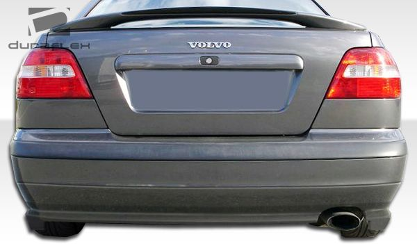 Duraflex MS-R Rear Lip Under Spoiler Air Dam - 1 Piece - Duraflex 105454