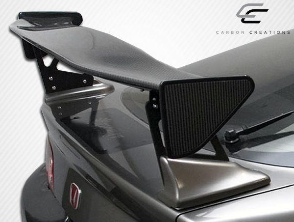 Carbon Creations Type M Wing Trunk Lid Spoiler - 1 Piece - Carbon Creations 105229