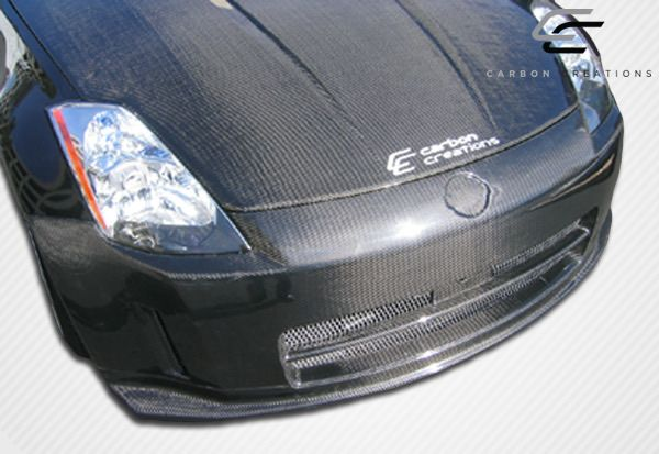 Carbon Creations N-1 Front Bumper Cover - 1 Piece - Carbon Creations 102792