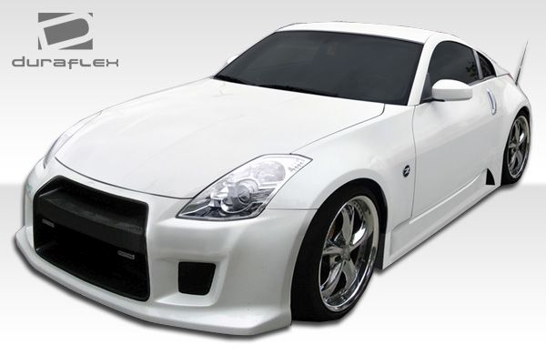 Duraflex R35 Body Kit - 4 Piece - Duraflex 106032