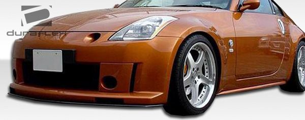 Duraflex S Design Side Skirts Rocker Panels - 2 Piece - Duraflex 104981