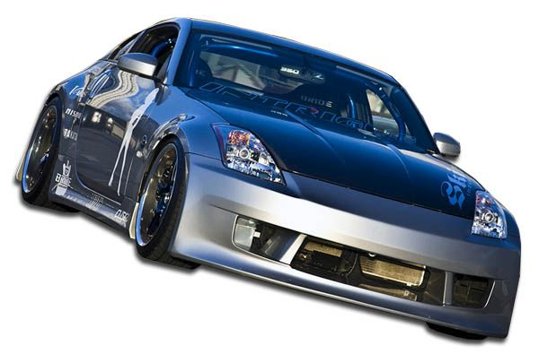 Duraflex V-Speed Body Kit - 4 Piece - Duraflex 105649