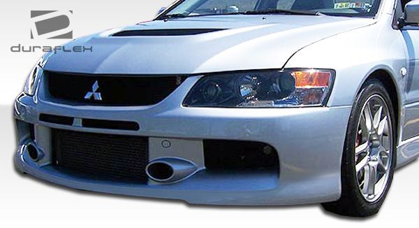 Duraflex MR Edition Front Bumper Cover - 1 Piece - Duraflex 104456