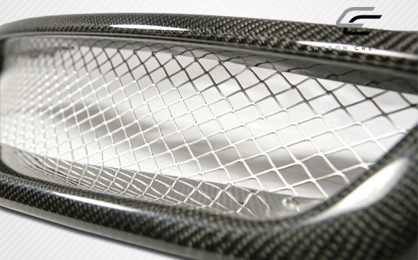 Carbon Creations Sigma Grille - 1 Piece - Carbon Creations 105666