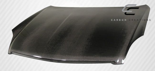 Carbon Creations OEM Hood - 1 Piece - Carbon Creations 104739
