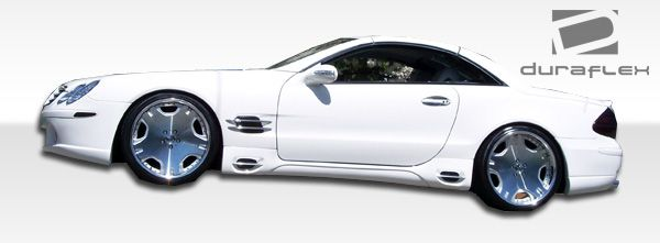 Duraflex SL65 Look Body Kit - 4 Piece - Duraflex 106112