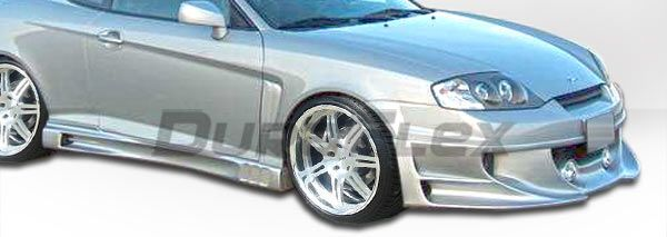 Duraflex Racer Body Kit - 4 Piece - Duraflex 106056