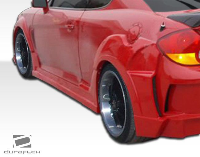 Duraflex Raine Wide Body Kit - 8 Piece - Duraflex 107482