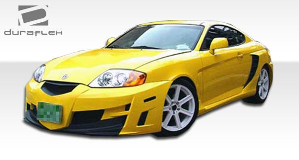 Duraflex SC-5 Side Skirts Rocker Panels - 2 Piece - Duraflex 100450