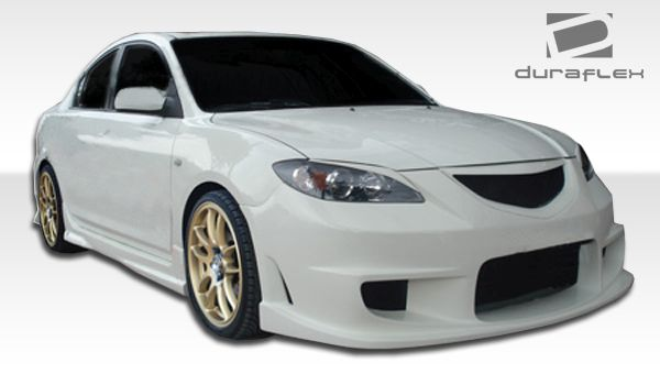 Duraflex I-Spec Body Kit - 6 Piece - Duraflex 104563