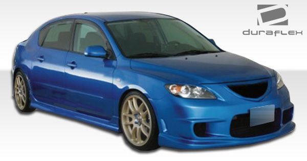 Duraflex I-Spec Body Kit - 4 Piece - Duraflex 104562