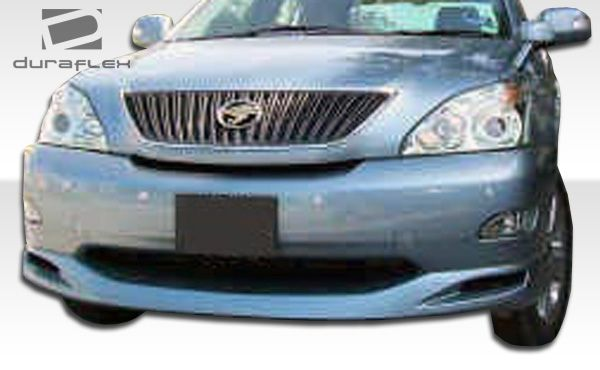 Duraflex TD3000 Front Lip Under Spoiler Air Dam - 1 Piece - Duraflex 105451