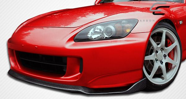 Carbon Creations Type M Front Lip Under Spoiler Air Dam - 1 Piece - Carbon Creations 105231