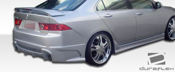 Duraflex Raven Side Skirts Rocker Panels - 2 Piece - Duraflex 100547