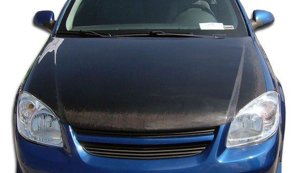 Carbon Creations OEM Hood - 1 Piece - Carbon Creations 104745