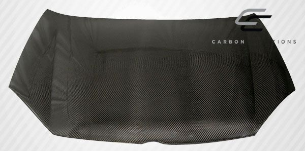 Carbon Creations OEM Hood - 1 Piece - Carbon Creations 105244