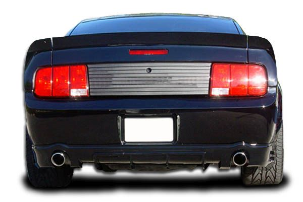 Couture CVX Wing Trunk Lid Spoiler - 3 Piece - Couture 104796