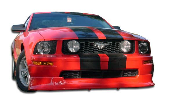 Duraflex Racer Front Lip Under Spoiler Air Dam - 1 Piece - Duraflex 100647