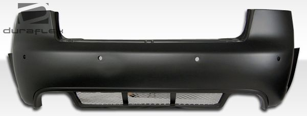 Duraflex RS4 Wide Body Rear Bumper Cover - 1 Piece - Duraflex 105319