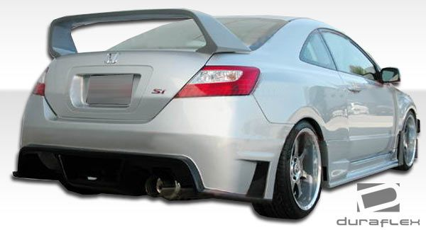 Duraflex GT500 Wide Body Side Skirts Rocker Panels - 2 Piece - Duraflex 105689