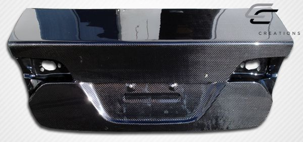 Carbon Creations OEM Trunk - 1 Piece - Carbon Creations 104750