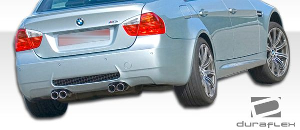 Duraflex M3 Look Side Skirts Rocker Panels - 2 Piece - Duraflex 106078