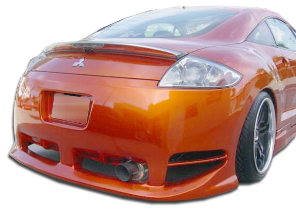 Duraflex Demon Rear Bumper Cover - 1 Piece - Duraflex 105251