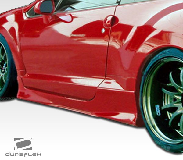 Duraflex Eternity Side Skirts Rocker Panels - 2 Piece - Duraflex 104701