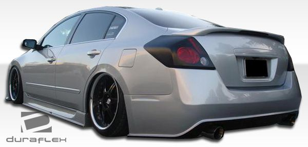 Duraflex Sigma Side Skirts Rocker Panels - 2 Piece - Duraflex 105683